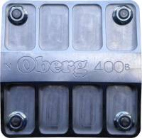Oil Filters and Components - Oberg Oil Filters - Oberg Filters - Oberg 400 Series Filter with 28 Micron Filter Screen
