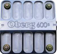 Oil Filter - Oil Filters - In-Line - Oberg Filters - Oberg 600 Series Filter with 115 Micron Filter Screen