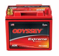 "Recently Added Products - Odyssey Battery - Odyssey Battery AGM Battery 12V 725 Cranking Amps Standard Terminals - 7.95"" L x 6.86"" H x 7.85"" W"