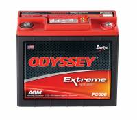 "Odyssey Battery - Odyssey Battery AGM Battery 12V 280 Cranking Amps Top Post Screw"" Terminals - 7.15"" L x 6.65"" H x 3.00"" W"