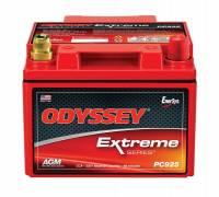 "Odyssey Battery - Odyssey Battery AGM Battery 12V 480 Cranking Amps Top Post Screw"" Terminals - 6.76"" L x 5.10"" H x 7.17"" W"