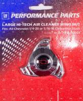 Air Cleaners and Intakes - Air Cleaner Studs & Nuts - Proform Performance Parts - Proform Air Cleaner Nut - Bow Tie Emblem - Hi-Tech