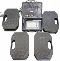 "Scales - ProForm Scales - Proform Performance Parts - Proform Economy Scale System - 5000 lb. Capacity - 14.5"" x 9.5"" x 2.5"" Scale Pads"