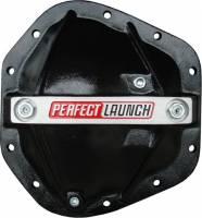 Drivetrain Components - Proform Parts - Proform Performance Parts Perfect Launch Differential Cover Aluminum Black Paint - Dana 60