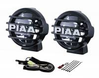"Recently Added Products - PIAA - PIAA LP 560 Series -Driving Led Light Assembly 7 Watts 2 White LED 6"" Diameter - Surface Mount"
