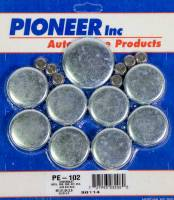 Engine Components - Pioneer Automotive Products - Pioneer 454 Chevy Freeze Plug Kit