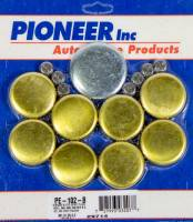 Engine Components - Pioneer Automotive Products - Pioneer 454 Chevy Freeze Plug Kit - Brass