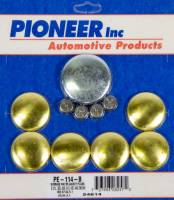 Engine Components - Pioneer Automotive Products - Pioneer 383 Dodge Freeze Plug Kit - Brass