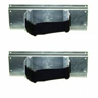 Trailer Accessories - Pit Pal Products - Pit Pal Canopy Holder Wall Mount