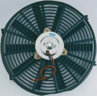 "Cooling & Heating - Perma-Cool - Perma-Cool Standard Electric Cooling Fan 16"" Fan Push/Pull 2350 CFM - Straight Blade"