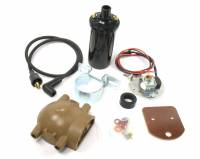 Exhaust System - PerTronix Performance Products - PerTronix Performance Products Ignitor Ignition Conversion Kit Points to Electronic Magnetic Trigger Ford 4-Cylinder - Kit