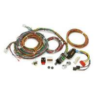 Street Performance USA - Painless Performance Products - Painless Performance Direct Fit Mustang Chassis Harness (1967-1968) - 22 Circuits