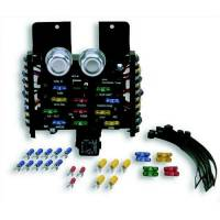 Electrical Wiring and Components - Fuse Blocks - Painless Performance Products - Painless Performance Pro Street Fuse Block