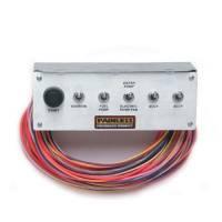 Switch Panels - Painless Performance Switch Panels - Painless Performance Products - Painless Performance 6 Switch Universal Pro Street Panel