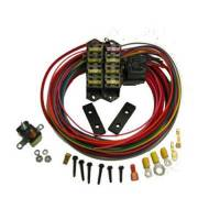 Electrical Wiring and Components - Fuse Blocks - Painless Performance Products - Painless Performance Products Auxiliary Fuse Block 7 Circuit Harness/Relay Universal - Each