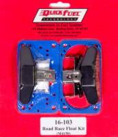 Quick Fuel Technology - Quick Fuel Technology 4 BBL. Road Race Float Kit