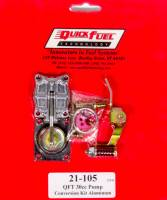 Air & Fuel System - Quick Fuel Technology - Quick Fuel Technology 30cc Accelerator Pump Kit