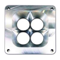 """Air & Fuel System - Quick Fuel Technology - Quick Fuel Technology 4500 Flange to 4150 Bore Aluminum Spacer 3/4"""""""