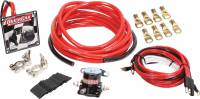 Electrical Wiring and Components - Race Car Wiring Kits - QuickCar Racing Products - QuickCar Ignition Panel w/ Wiring Kit - 4 Gauge