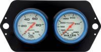 Gauges & Gauge Panels - Gauge Dash Panels - QuickCar Racing Products - QuickCar Ultra Nite Pro Sprint Panel - OP/WT