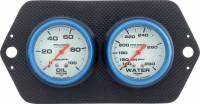 Gauges & Gauge Panels - Gauge Dash Panels - QuickCar Racing Products - QuickCar Ultra Nite Pro Carbon Fiber Sprint Panel - OP/WT