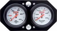 Gauges & Gauge Panels - Gauge Dash Panels - QuickCar Racing Products - QuickCar Vertical Mount Sprint Panel - OP/WT