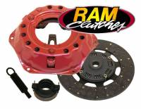 "Drivetrain - Ram Automotive - RAM Automotive All Chrysler Clutch 10.5"" x 1"" 23 Spline"