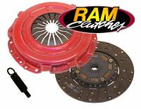 "Ford Mustang (5th Gen) Drivetrain - Ford Mustang (5th Gen) Clutch Kits - Ram Automotive - RAM Automotive Mustang 4.6L 05-08Clutch 11"" x 1-1/16"" 10 Spline"