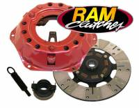 Dodge Ram 2500HD/3500 Drivetrain - Dodge Ram 2500HD/3500 Clutch Kits - Ram Automotive - RAM Automotive Power Grip Clutch Set Dodge Truck