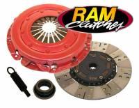 Street Performance USA - Ram Automotive - RAM Automotive Power Grip Clutch Set 86-95' Mustang 5.0L