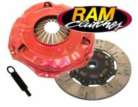 Street Performance USA - Ram Automotive - RAM Automotive Power Grip Clutch Kit 97-04 LS1 Corvette/F-Bod