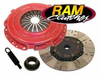 Street Performance USA - Ram Automotive - RAM Automotive Power Grip Clutch Kit 01-04 Mustang