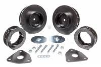 """Rough Country - Rough Country 2-1/2"""" Lift Suspension Leveling Kit Coil Spring Spacer Front Dodge Fullsize Truck 2012-15 - Kit"""