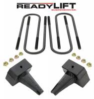 Leaf Springs Accessories - Lift Blocks - ReadyLift - ReadyLift 4 in. Block Kit - OEM Style Model Specific RR Blks