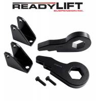 Suspension - Street / Strip - Front Suspension Leveling Kits - ReadyLift - ReadyLift 2.5 in. Front Leveling Kit - Forged Torsion Keys Allows Up To 33 in. Tire