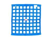 """Window Nets - Ribbon Window Nets - RJS Racing Equipment - RJS Blue Ribbon Window Net - 24"""" x 24"""""""