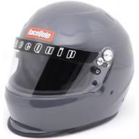Kids Race Gear - RaceQuip - RaceQuip PRO15 Youth Helmet - SFI 24.1 - Gloss Steel