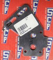 Stock Car Products - Stock Car Products Bert, Brinn Mount Plate for SCP 3 Stage Pump (New Style)