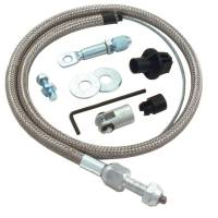 Throttle Cables, Linkages, Brackets and Components - Throttle Cables - Spectre Performance - Spectre Throttle Cable Kit - Universal
