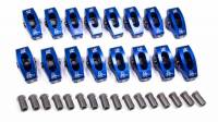 "Scorpion Performance - Scorpion Performance Race Series Rocker Arm 7/16"" Stud Mount 1.50 Ratio Full Roller - Small Block Ford - Set of 16"