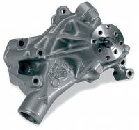 Cooling & Heating - Stewart Components - Stewart Stage 2 Aluminum Water Pump - Chevrolet SB - Long