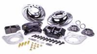 Rear Brake Kits - Drag - Strange Pro Series Rear Disc Brake Kits - Strange Engineering - Strange Engineering Rear Disc Brake Kit - Chrysler Style Ends