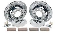 Rear Brake Kits - Drag - Strange Rear Brake Kits - Strange Engineering - Strange Engineering Rear Brake Kit - Big Ford - Early
