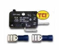 Shifters - Shifter Switches - TCI Automotive - TCI Back Up Light Switch Outlaw Shifter
