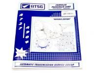 Books, Video & Software - TCI Automotive - TCI 727/904 Transmission Tech Manual