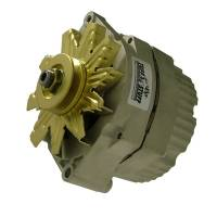 Ignition & Electrical System - Tuff Stuff Performance - Tuff Stuff Alternator - 80 AMP - OEM/1-Wire - GM - V-Groove Pulley - Internal Regulator