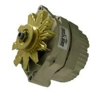 Ignition & Electrical System - Tuff Stuff Performance - Tuff Stuff Alternator - 80 AMP - OEM/1-Wire - GM - V-Groove Pulley - Internal Regulator