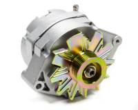Ignition & Electrical System - Tuff Stuff Performance - Tuff Stuff Alternator - 100 AMP - OEM/1-Wire - GM - 6-Groove Serpentine Pulley - Internal Regulator