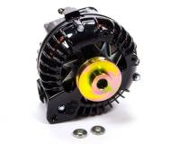 Ignition & Electrical System - Tuff Stuff Performance - Tuff Stuff Alternator - 100 AMP - 1-Wire - Mopar - V-Groove Pulley - Black