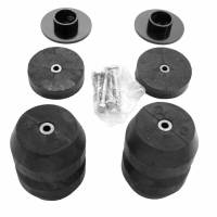 Timbren - Timbren SES Helper Spring Kit Stock Height Hardware Included Rear - Rubber - Ford Fullsize Truck 2004-08